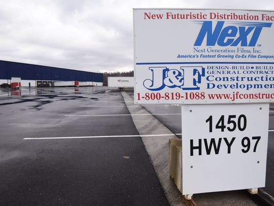 New Next Generation Films, Inc. Distribution Facility