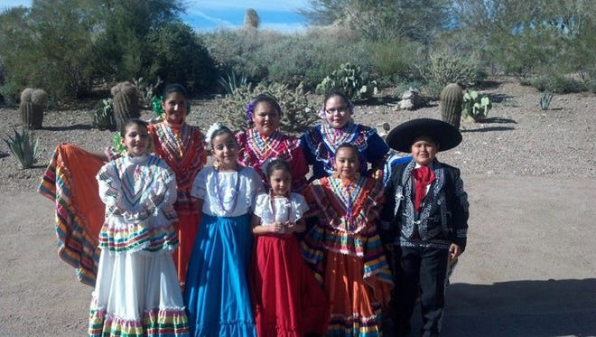 Students from Ballet Folklorico Esperanza will perform during the second annual Avondale Fiesta.