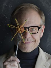Alton Brown, March 24