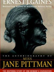 """Miss Jane Pittman"" by Ernest J. Gaines"