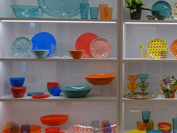 Housewares are going high-tech and healthy as this