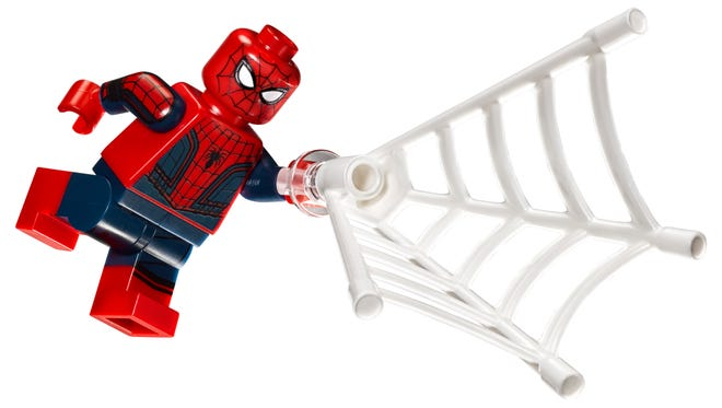 "Spider-Man's getting a new minifigure based on his ""Captain America: Civil War"" character."