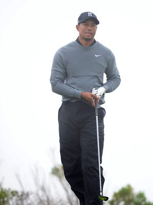 Tiger Woods is out until he feels he's ready to return to competition.