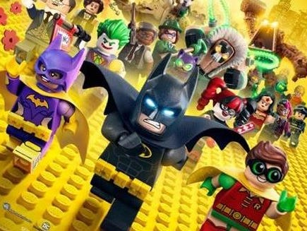 """Enter for a chance to win a family 4 pack to the advance screening to """"The LEGO Batman Movie"""" Enter 1/19- 2/2."""