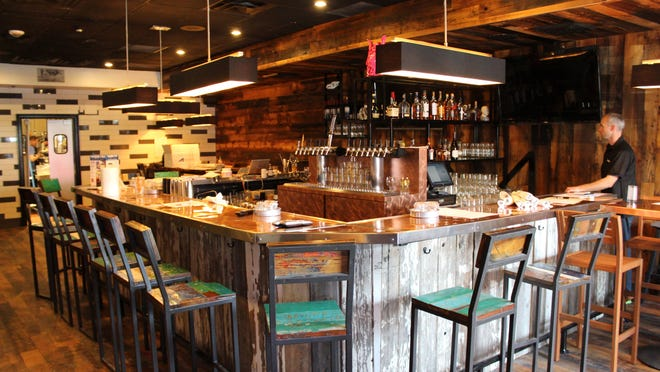 The former Union City Grille has been renovated and has reopened as Eighth and Union Kitchen.