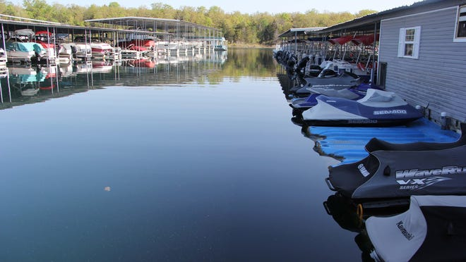 State Park Marina is one of 10 on Table Rock Lake that have earned a Clean Marina designation.