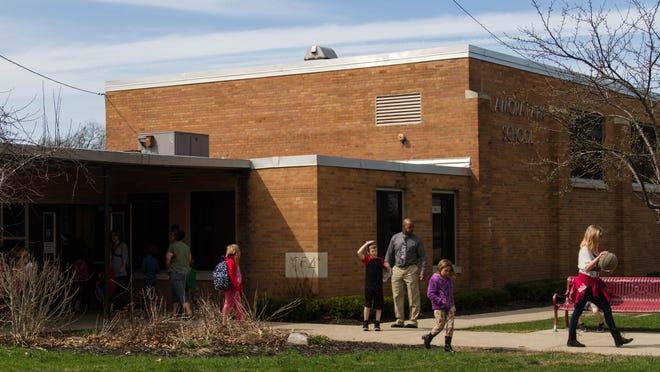 LaMora Park Elementary School.