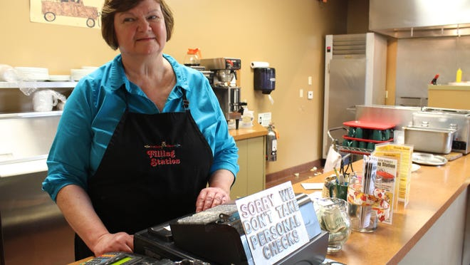 The owner of the Sixth Street Filling Station, Joan Schnitzler, is closing the eatery because she is retiring. She is selling the business.