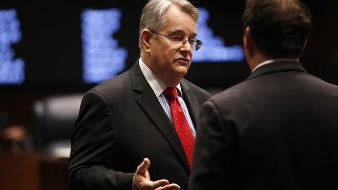 Sen. Don Gaetz sponsored the anti-corruption bill.