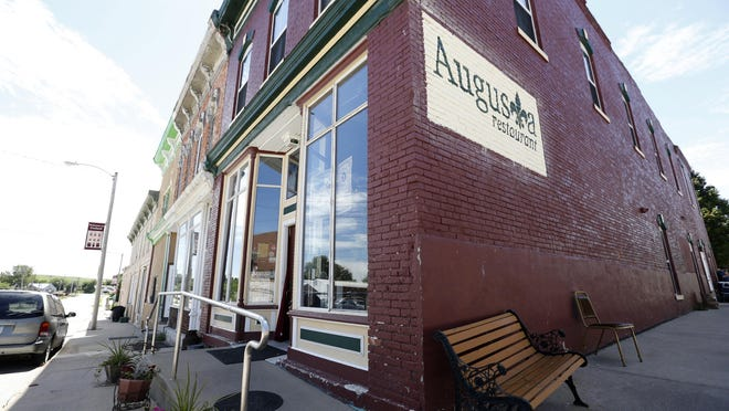 Ben and Jeri Halperin, owners of the Augusta Restaurant in Oxford, are planning a Mardi Gras-style mid-summer street festival at 5 p.m. on Aug. 16, 2015.