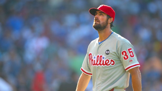 Cole Hamels is headed to the Texas Rangers
