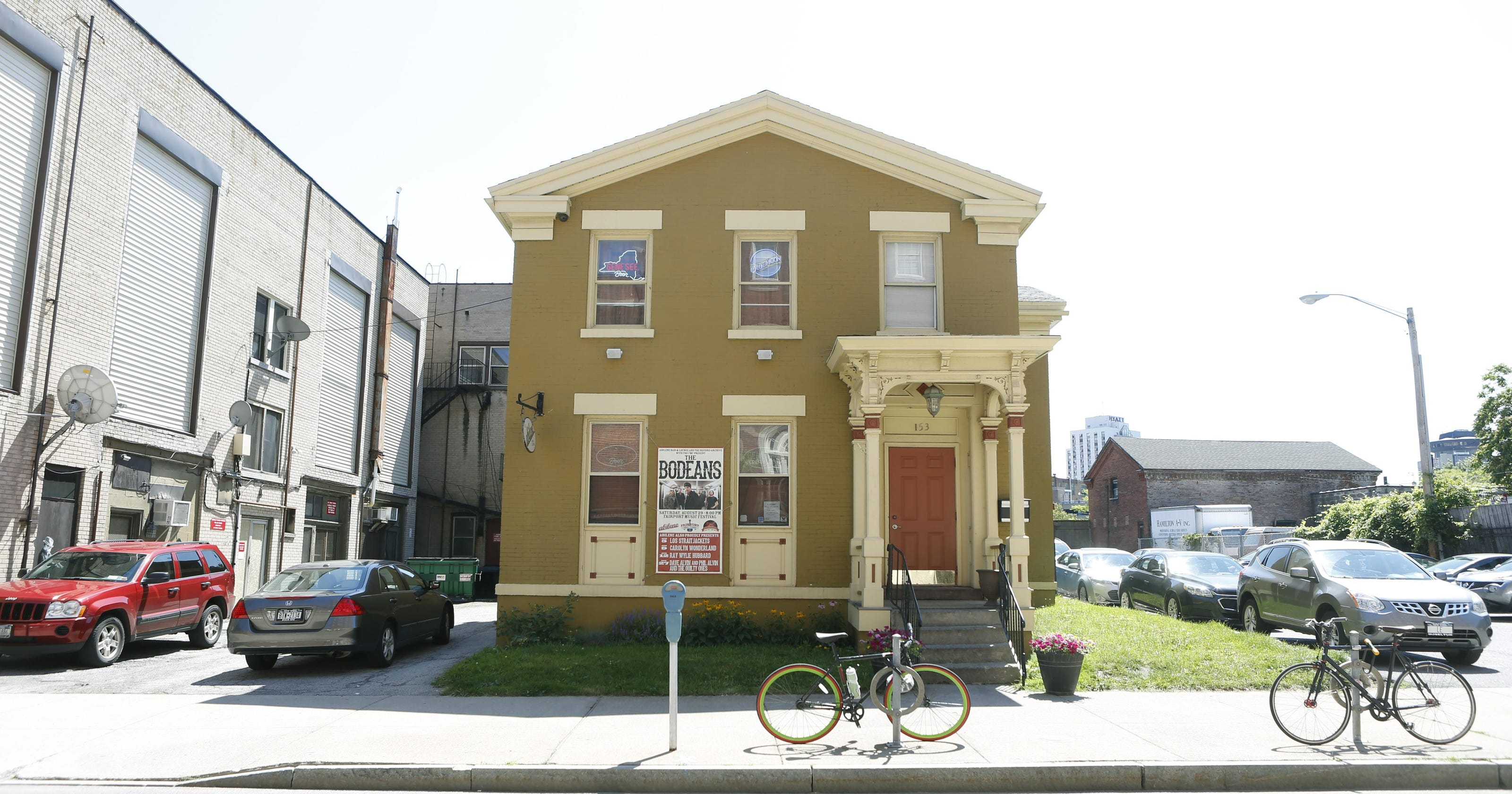 Retrofitting Rochester: Abilene Bar and Lounge