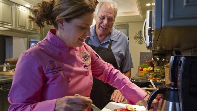"Bonita Springs resident Rob Kircher, right, has a new show called, ""Better Health Destination Florida""."