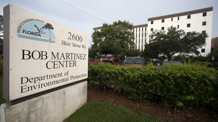 Mold displaces Florida Department of Environmental Protection workers