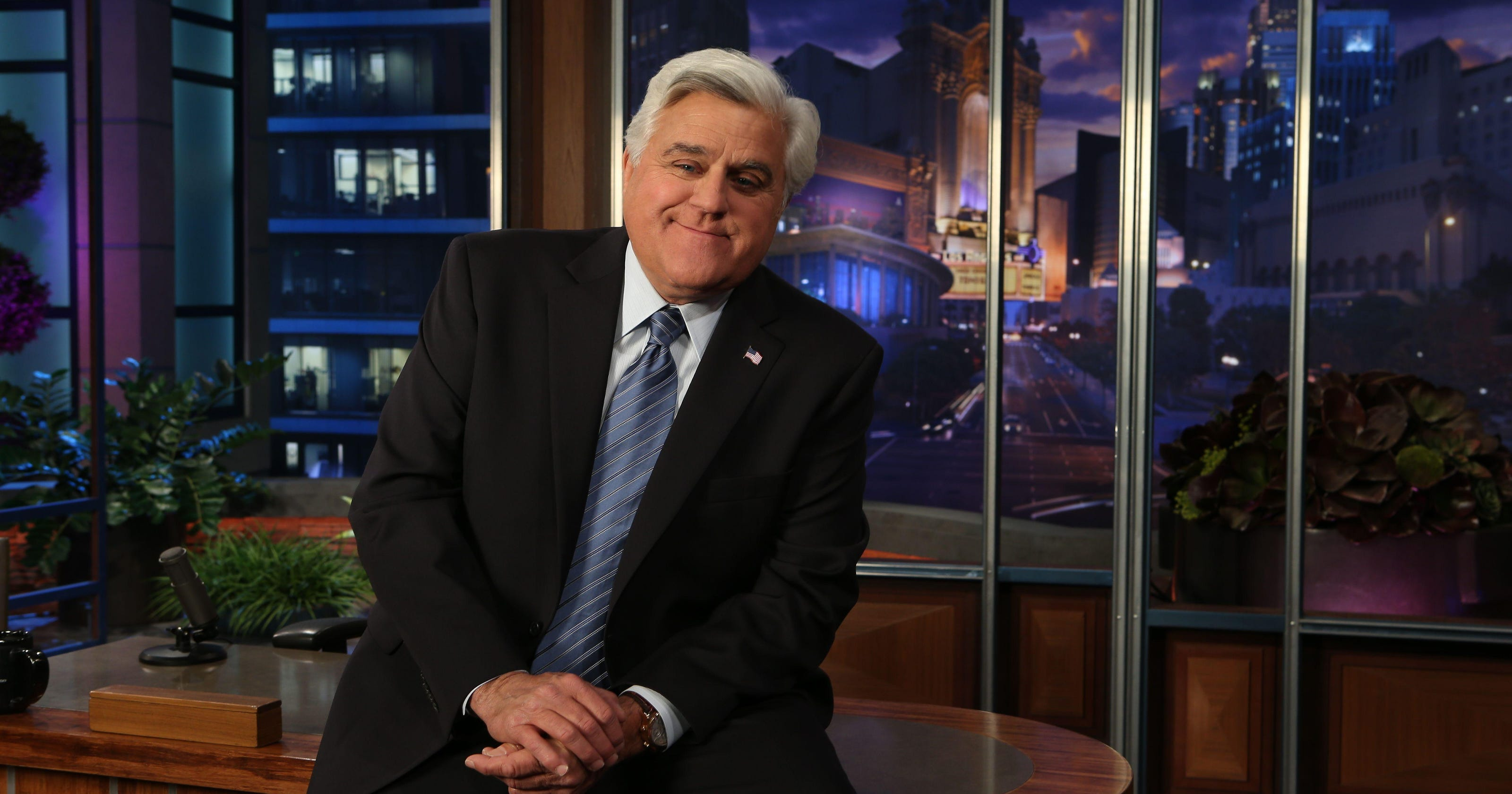Hot Tickets Jay Leno Of Tonight Show Will Be In Melbourne