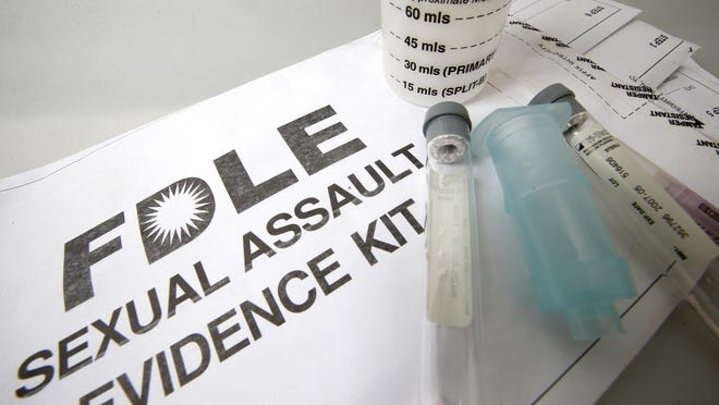 A grant will pay for 225 untested rape kits collected by the Tallahassee Police Department over the last 15 years to be sent to a lab for analysis.