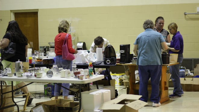 The Riverview Industries, Inc., rummage sale will be held Sept. 21 and 22.