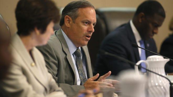 City Commissioner Scott Maddox.