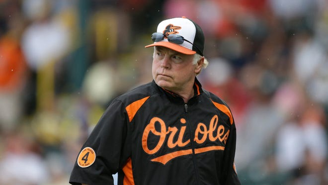 Baltimore Orioles manager Buck Showalter wasn't surprised that his team was able to keep some of its top free agents.