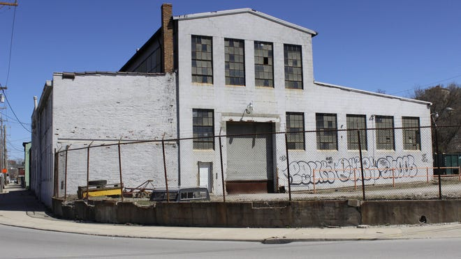 A former lead smelter site on the corner of 12th and Lowell Streets in Newport, Ky. The site was originally brought to light by a 2012 USA Today investigation that revealed the site once spread toxic lead particles throughout the city.