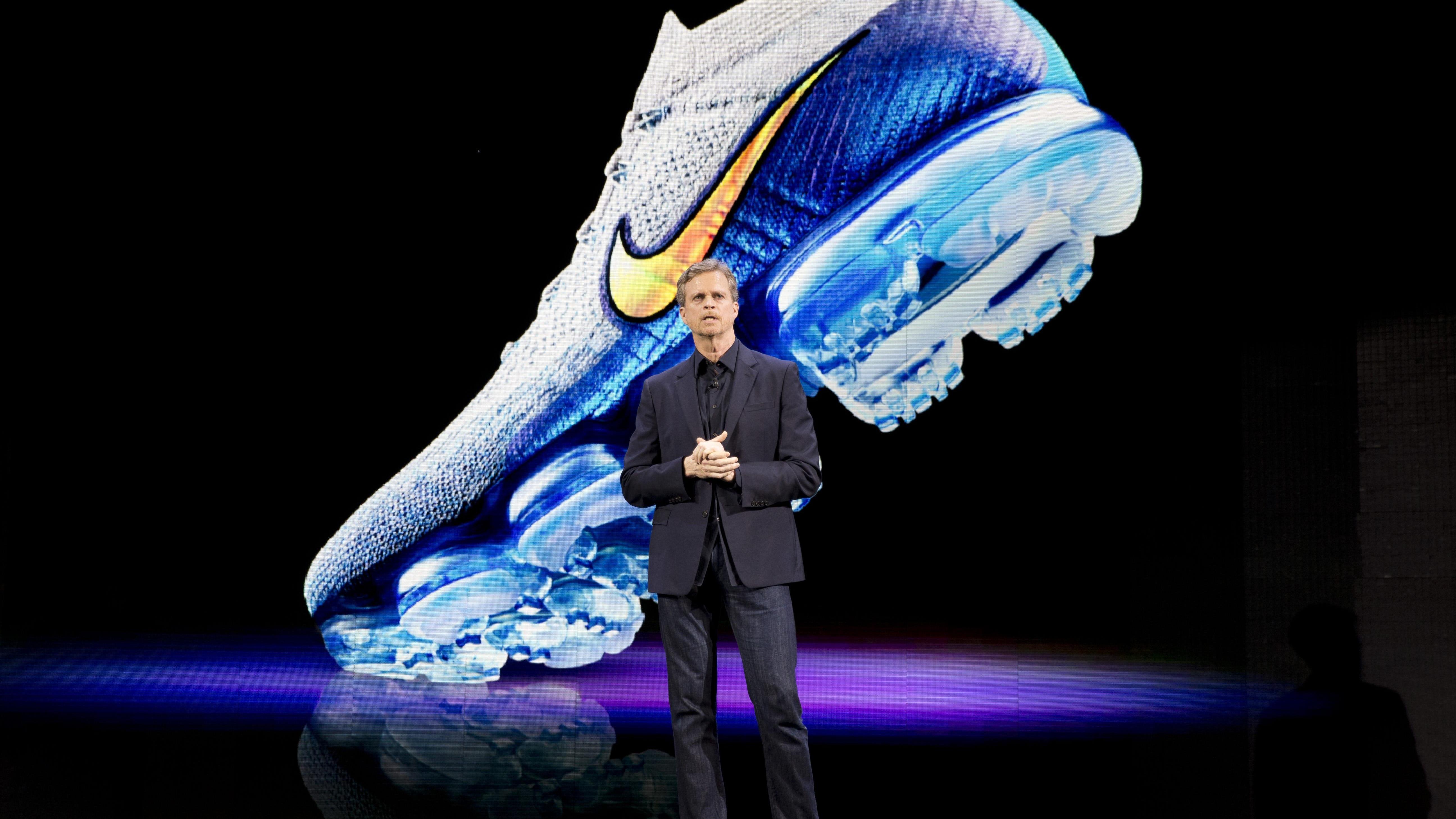 Nike HyperAdapt 1.0 Manifests the Unimaginable Nike News