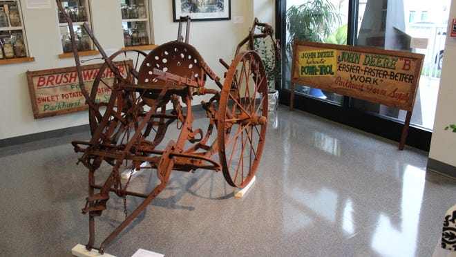 Wisconsin Farm Technology Days (WFTD) Jefferson County is seeking local farming artifacts for Innovation Square during the show on July 23-25, 2019.