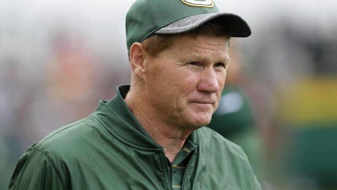 Green Bay Packers president Mark Murphy