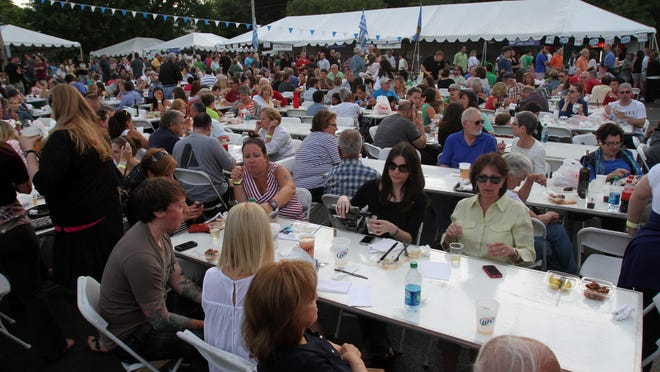 The Holy Trinity Greek Festival in Wilmington starts Tuesday and offers, food, drink, entertainment and Greek wares.