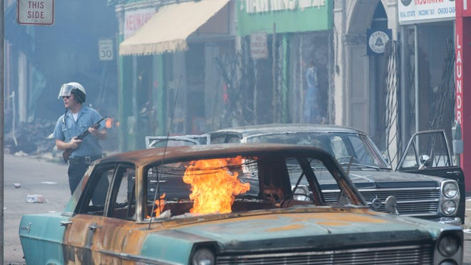 """""""Detroit"""" tells the story of the 1967 riots that ripped through the Michigan city."""
