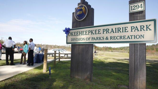 Apalachee Audubon will meet at Okeeheepkee Prairie Park at 8 a.m. on Aug. 26.