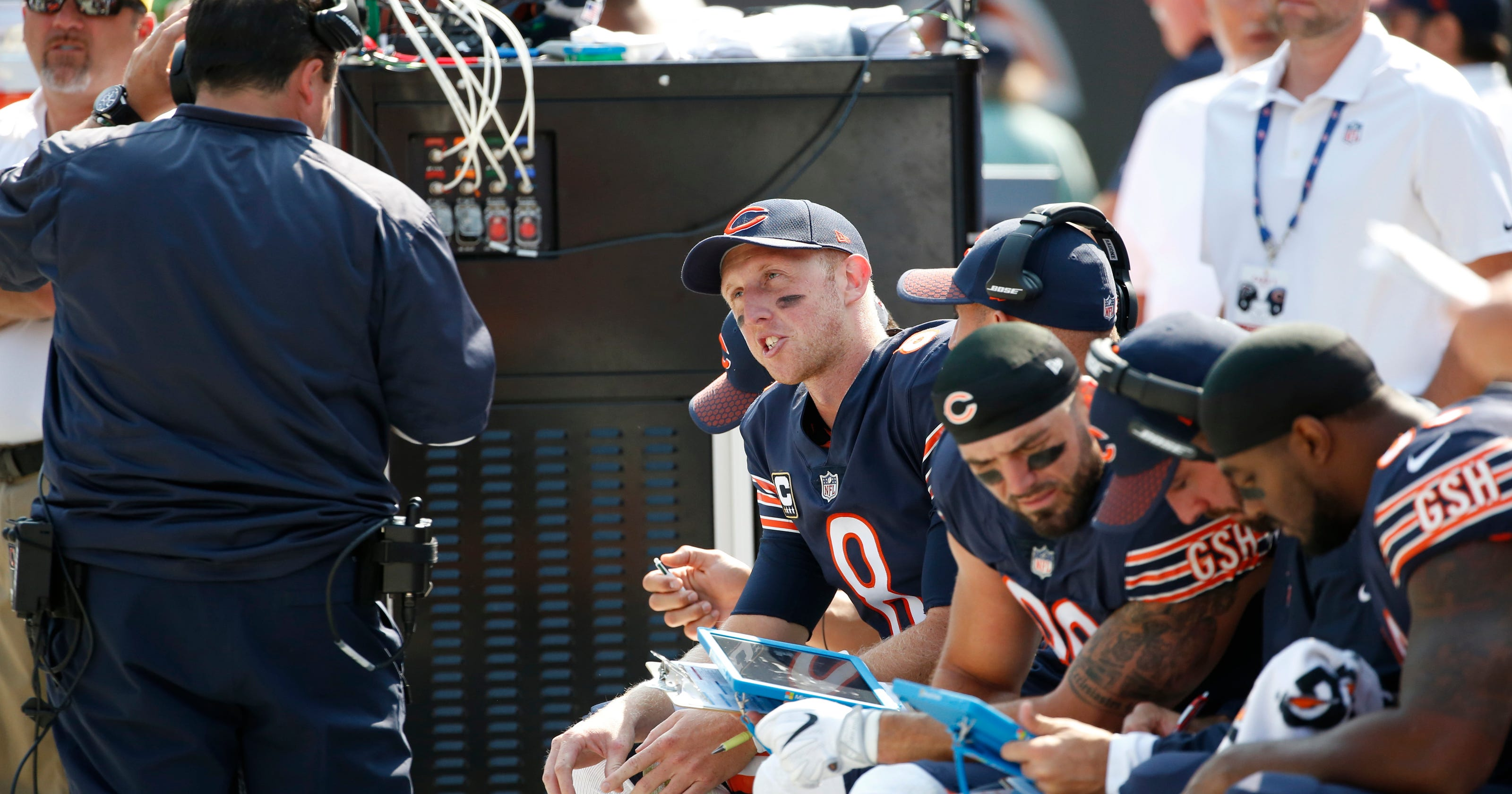 A Tampa homecoming for Bears quarterback Mike Glennon 477a64eff