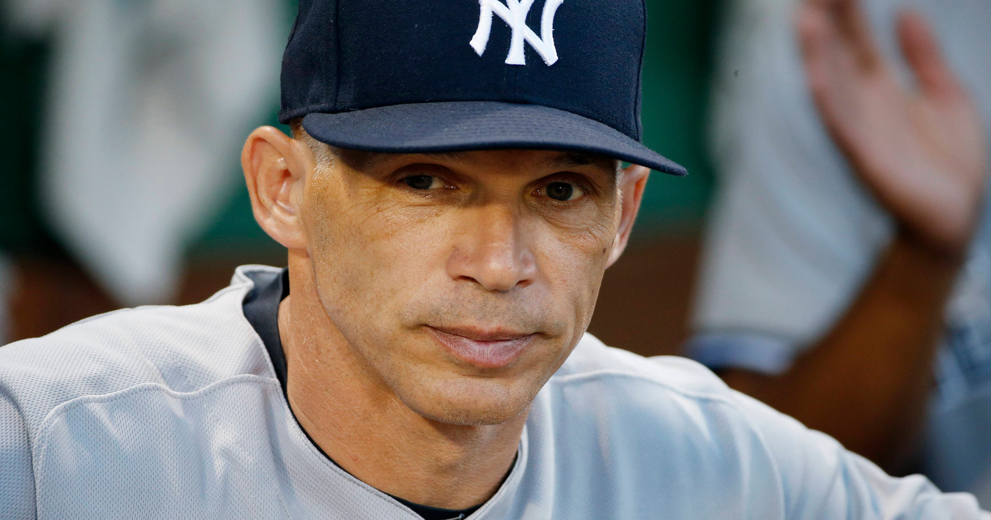 Girardi Fired As Yankees Manager Leaving With Heavy Heart