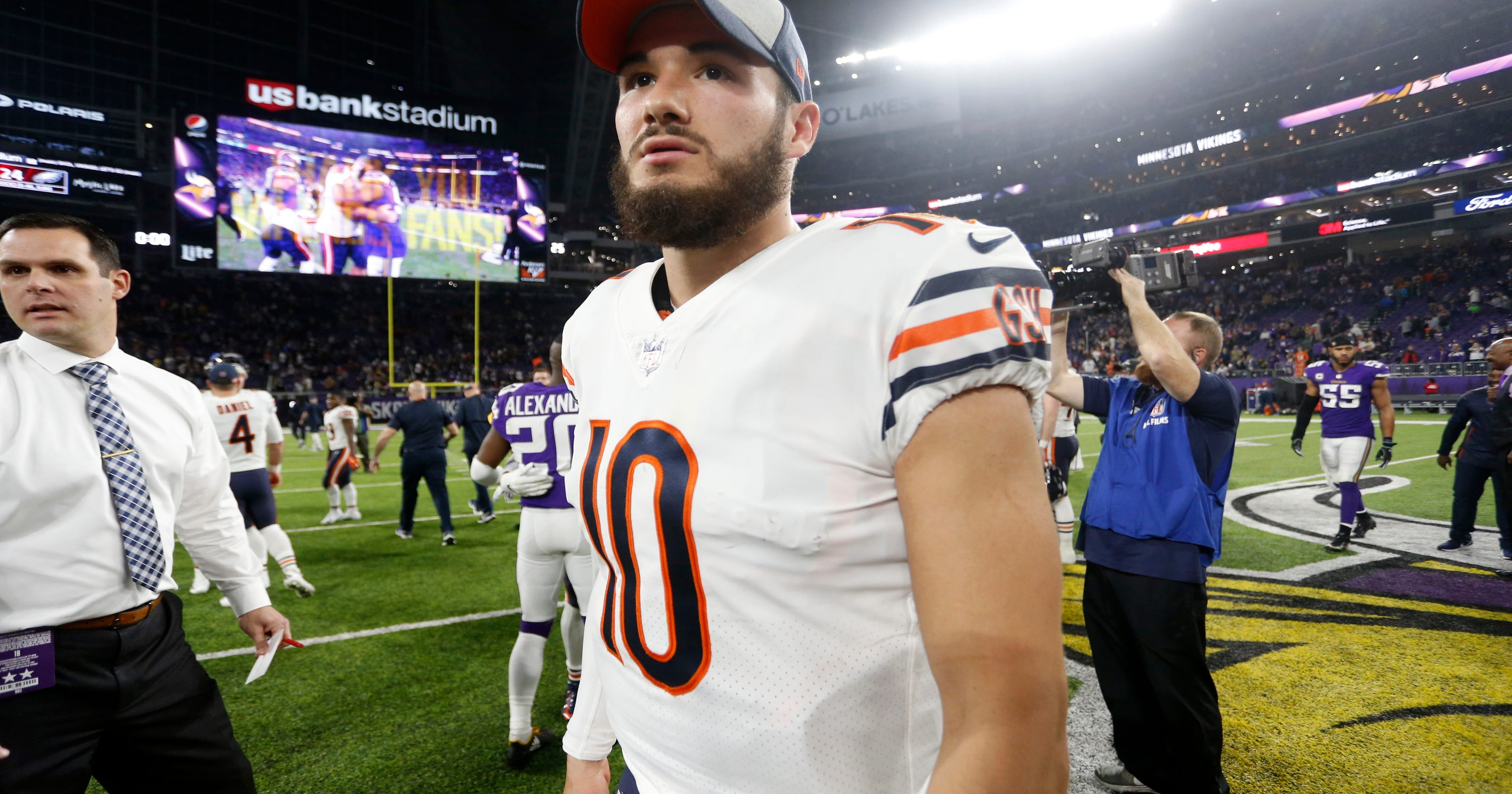 NFC North champion Bears look to keep rolling in playoffs f4346c259