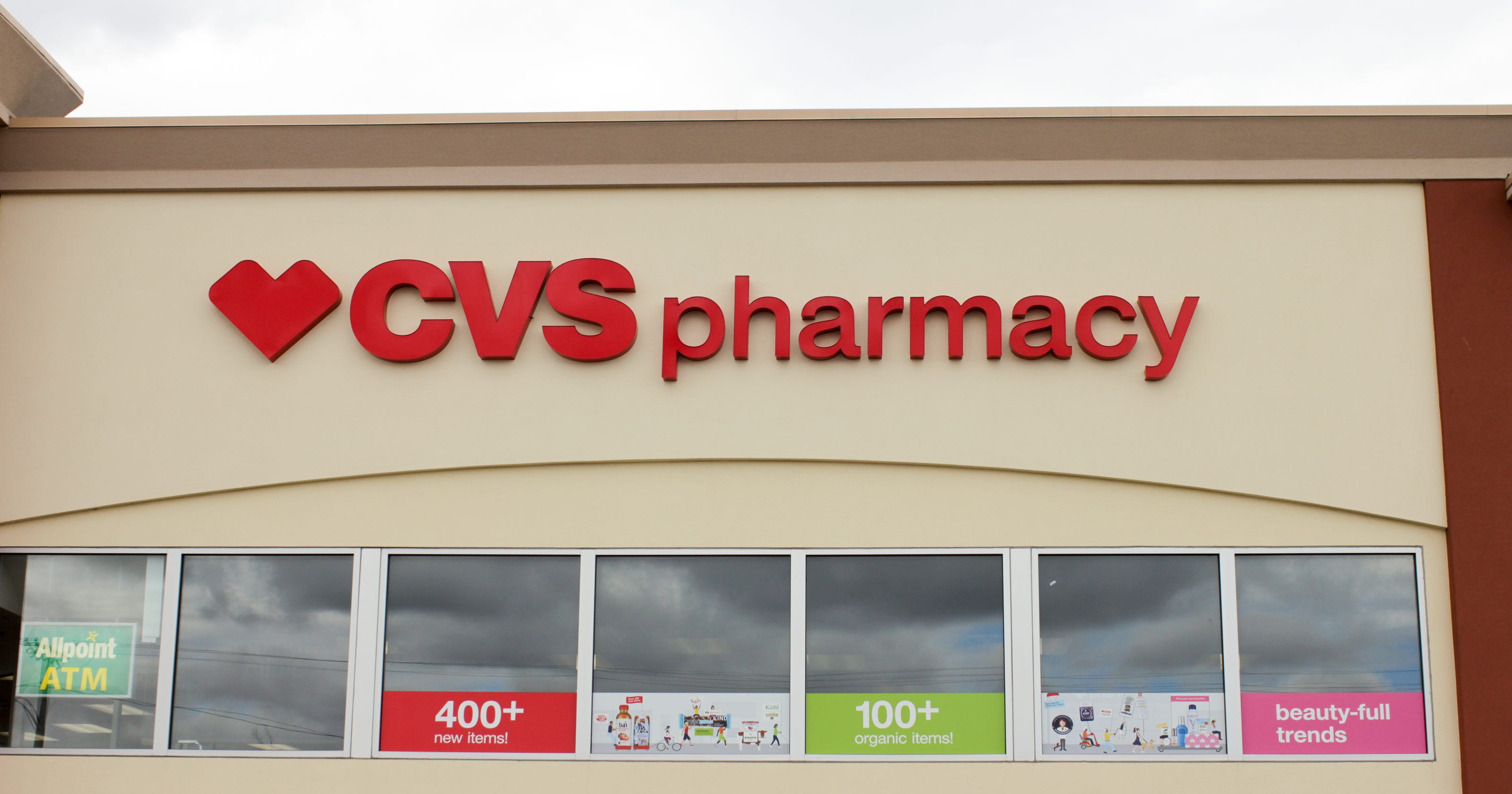 CBD products go on sale at select CVS stores in seven states