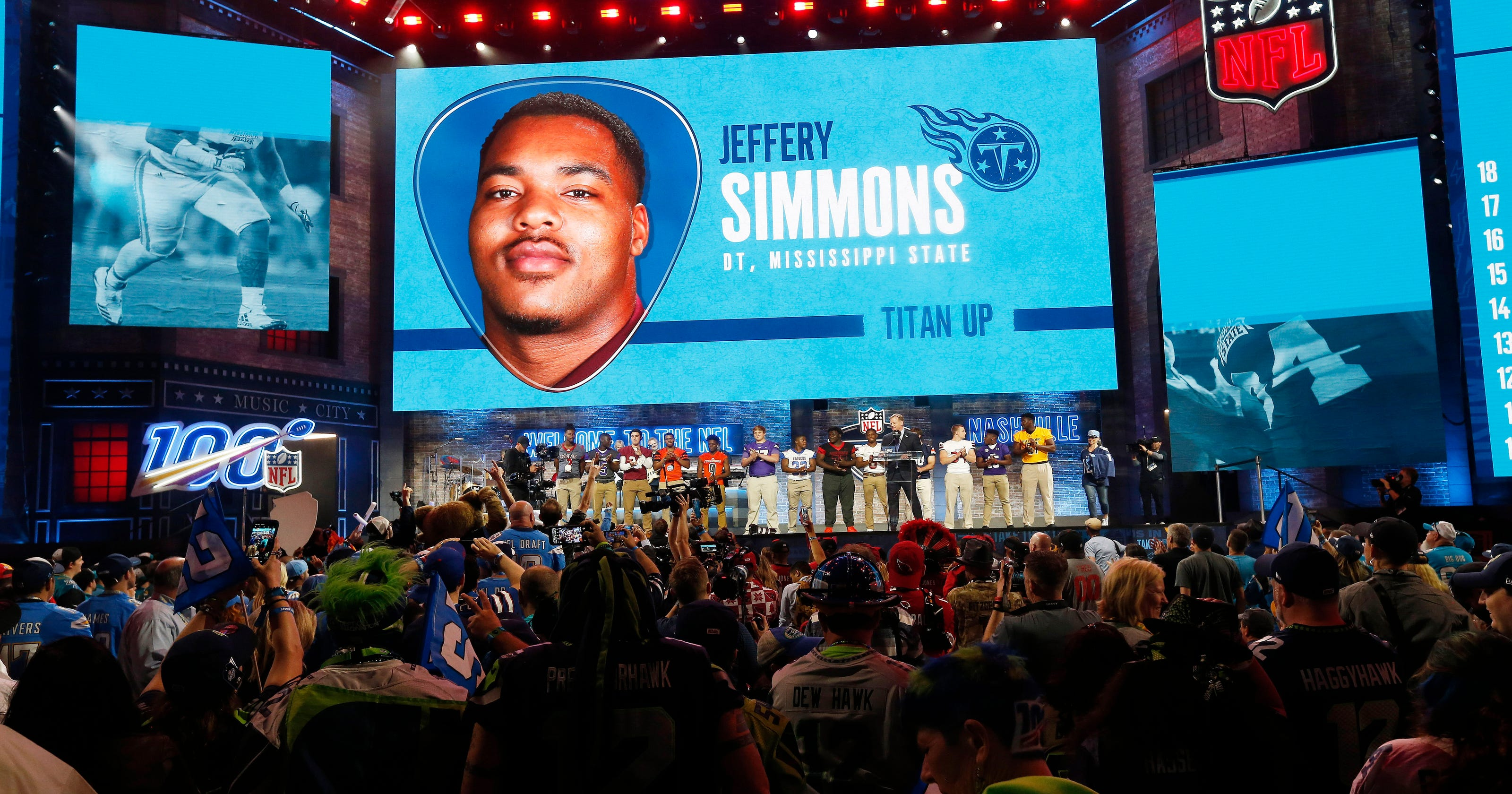 official photos 11089 11c1a Jeffery Simmons video ESPN NFL Draft coverage not fair ...