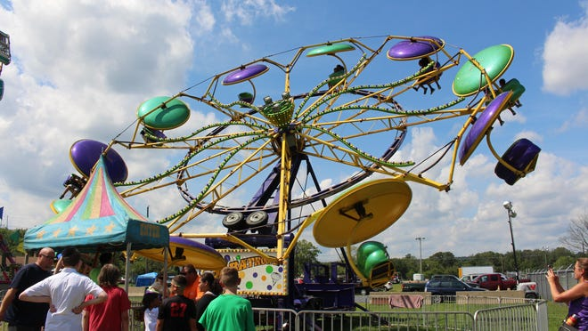 The 98th annual West End Fair drew thousands of families and individuals for the rides, games, food, displays and animal exhibits throughout the week.