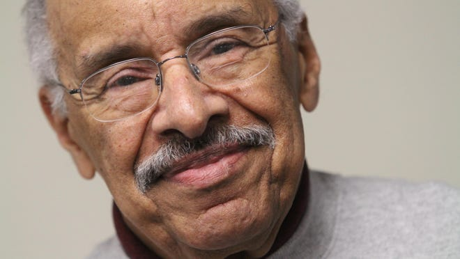 Former Newport Mayor Paul Gaines died on Thursday at age 88.