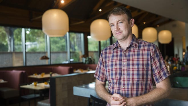 Chef Max Snyder goes from one of the city's best restaurants to a new food truck.