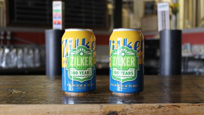 Zilker Brewing Co. is once again serving beer on its patio.