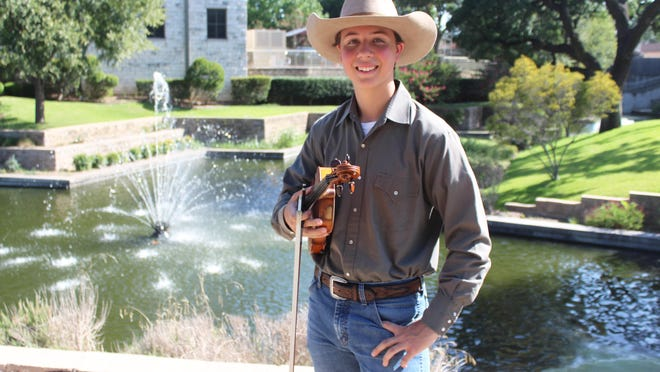 Despite the shutdown of entertainment venues nationwide caused by the COVID-19 pandemic, North Central Texas Academy student Ridge Roberts is hoping he will get his chance to perform at the Grand Ole Opry next year.