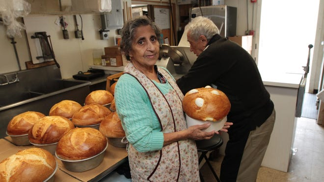 From 2016 and a visit to Amaral's Fish & Chips in Warren where grandmother Zelia prepared Portuguese sweet bread for Easter, until her death last year. The multigenerational restaurant business goes on.