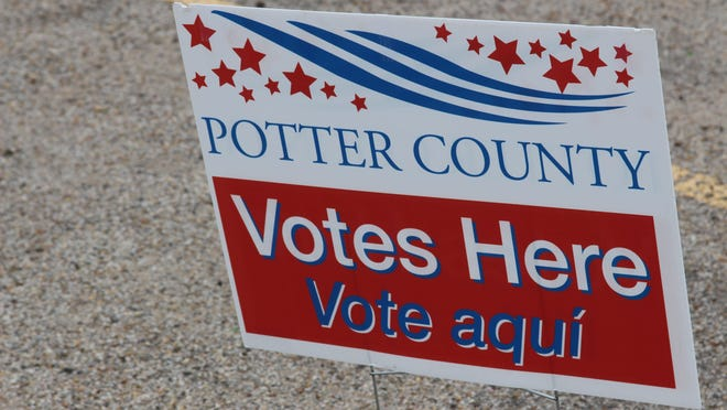 The Potter County Commissioners' Court took action Monday to prepare for the November general election.