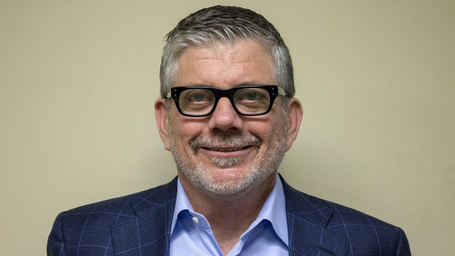 FileTrail CEO Darrell Mervau