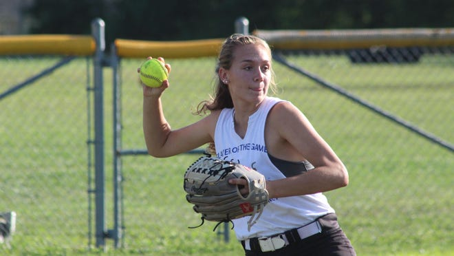Daily Express file photo of Macon's Lexi Miller.