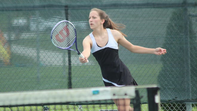 File photo of Kirksville's Gracie Riemenschneider.