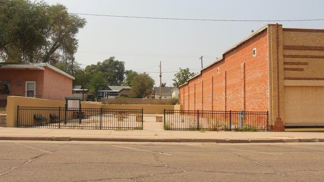 The City of La Junta received almost $50,000 from Colorado Department of Transportation Revitalize Main Street grant to help complete Livewell Park.