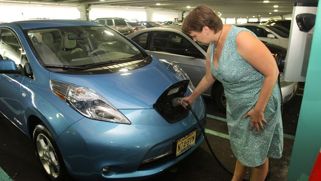 The number of electric vehicles on New Jersey's roads is expected to boom after Gov. Phil Murphy signed a bill into law in January 2020 to offer up to $5,000 off the sticker price.