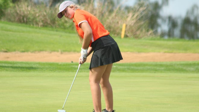 Daily Express file photo of Kirksville's Morgan Lunsford.