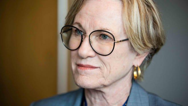 Travis County District Attorney Margaret Moore.
