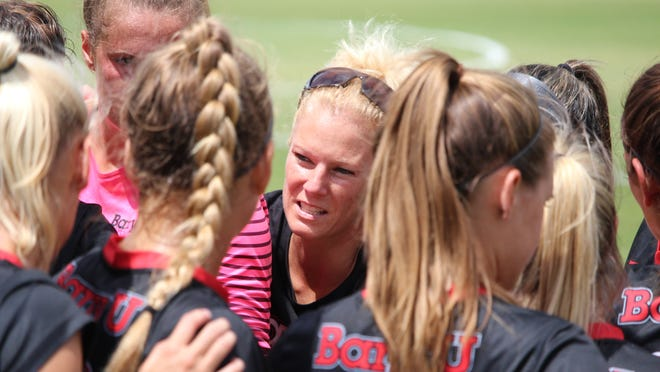 Former Framingham High and North Carolina standout Sarah Dacey was recently named head girls soccer coach at Hingham High School, the latest stop in a storied career.